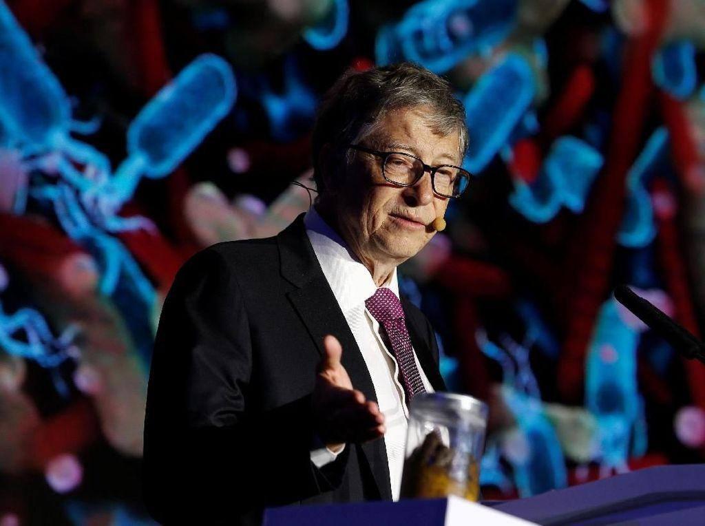 Yayasan Bill Gates Fokus Tangani Pandemi Virus Corona