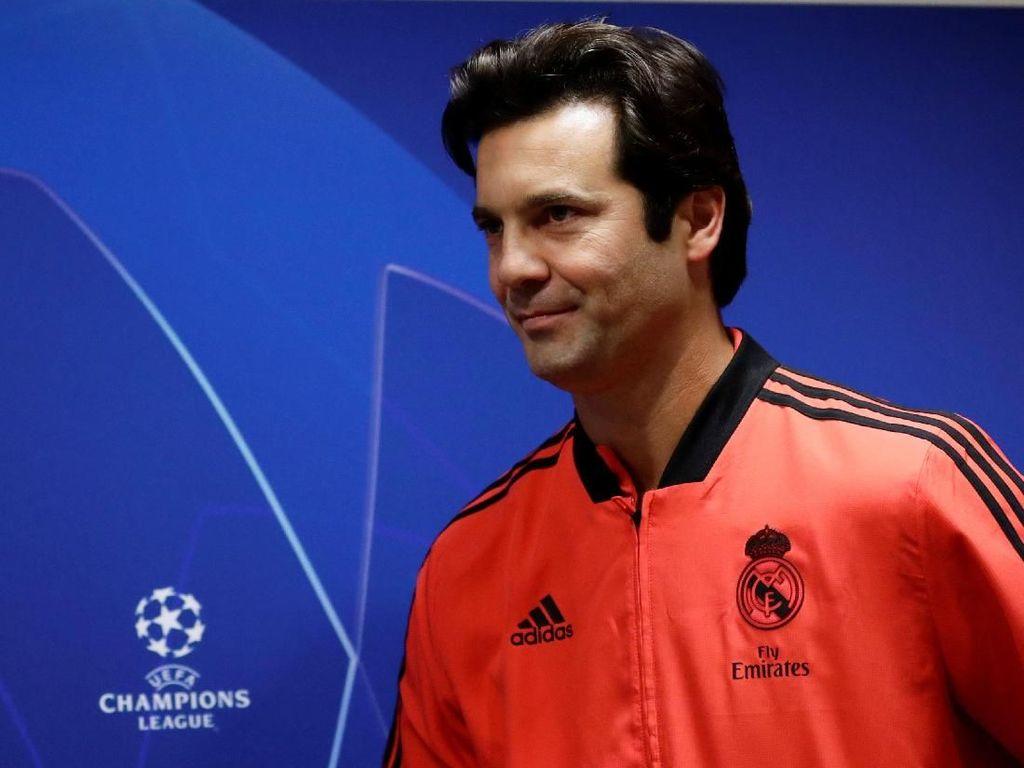 Pelatih-Pelatih Madrid Tak Pernah Selesaikan Kontraknya, Bagaimana dengan Solari?