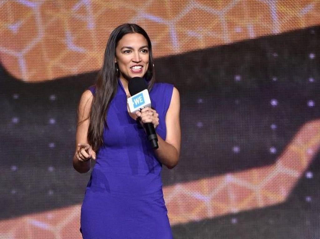 Mengenal Ocasio-Cortez, Wanita Termuda di Kongres Amerika Serikat
