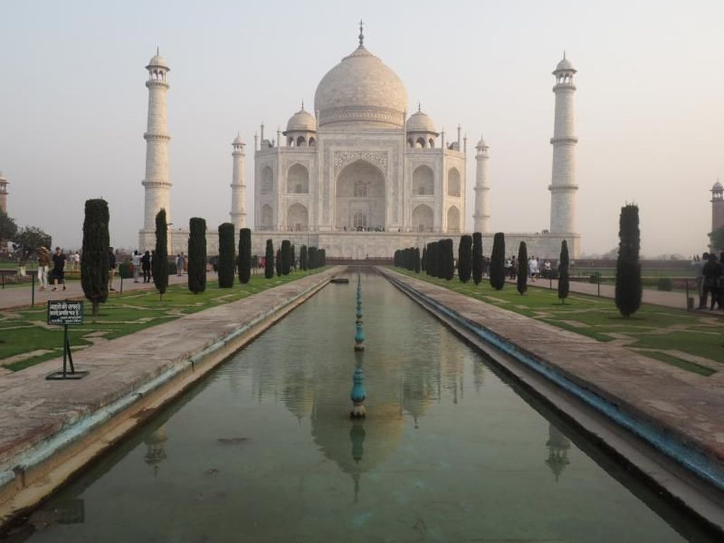 India Tutup Akses Turis Asing Guna Cegah Corona