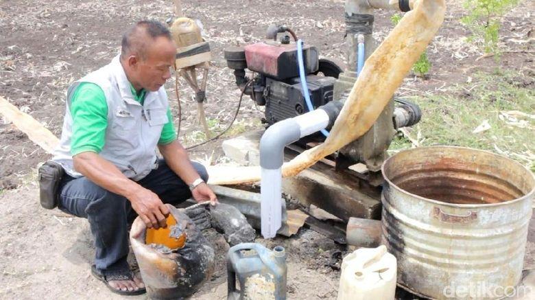 pompa air irigasi