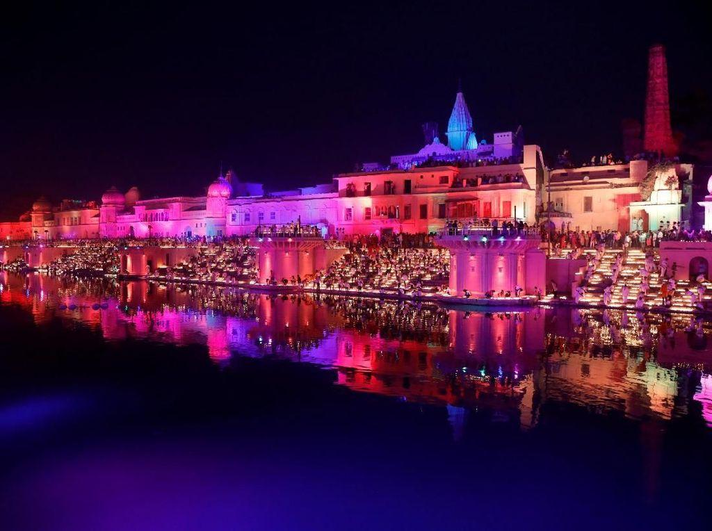 7 Fakta Diwali, Festival Cahaya yang Dirayakan di Berbagai Negara