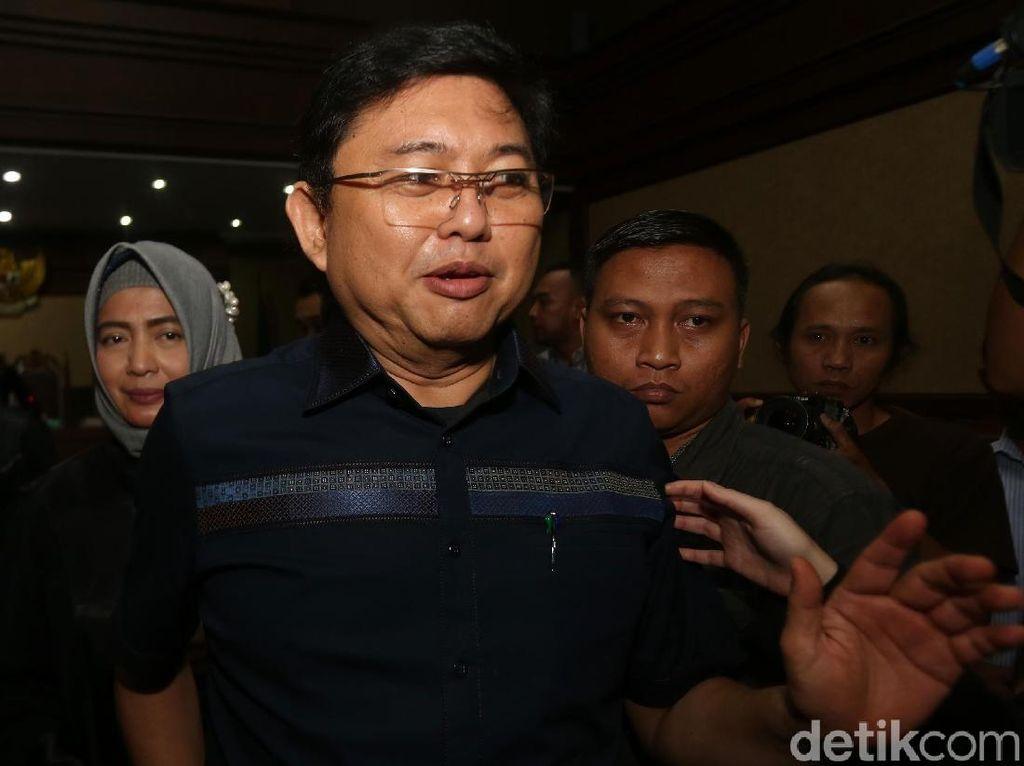 PK Dikabulkan MA, Pengacara Lucas Dikeluarkan dari Lapas Tangerang