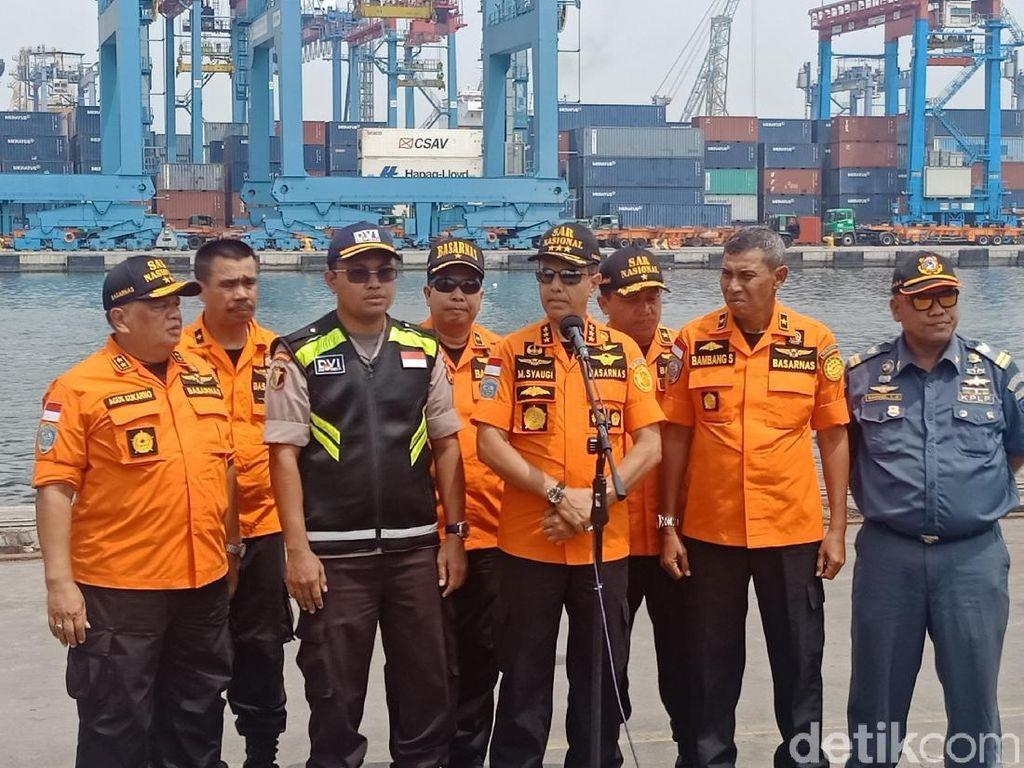 Kabasarnas: Evakuasi Lion Air PK-LQP Diperpanjang 3 Hari