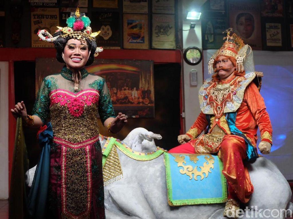 Tiket Pertunjukan Mahabarata Teater Koma 75 Persen Terjual
