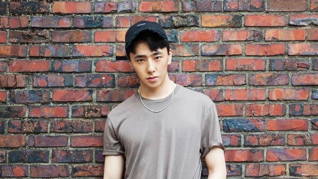 Foto: Travelingnya Kasper, Koreografer Ganteng dari Korea