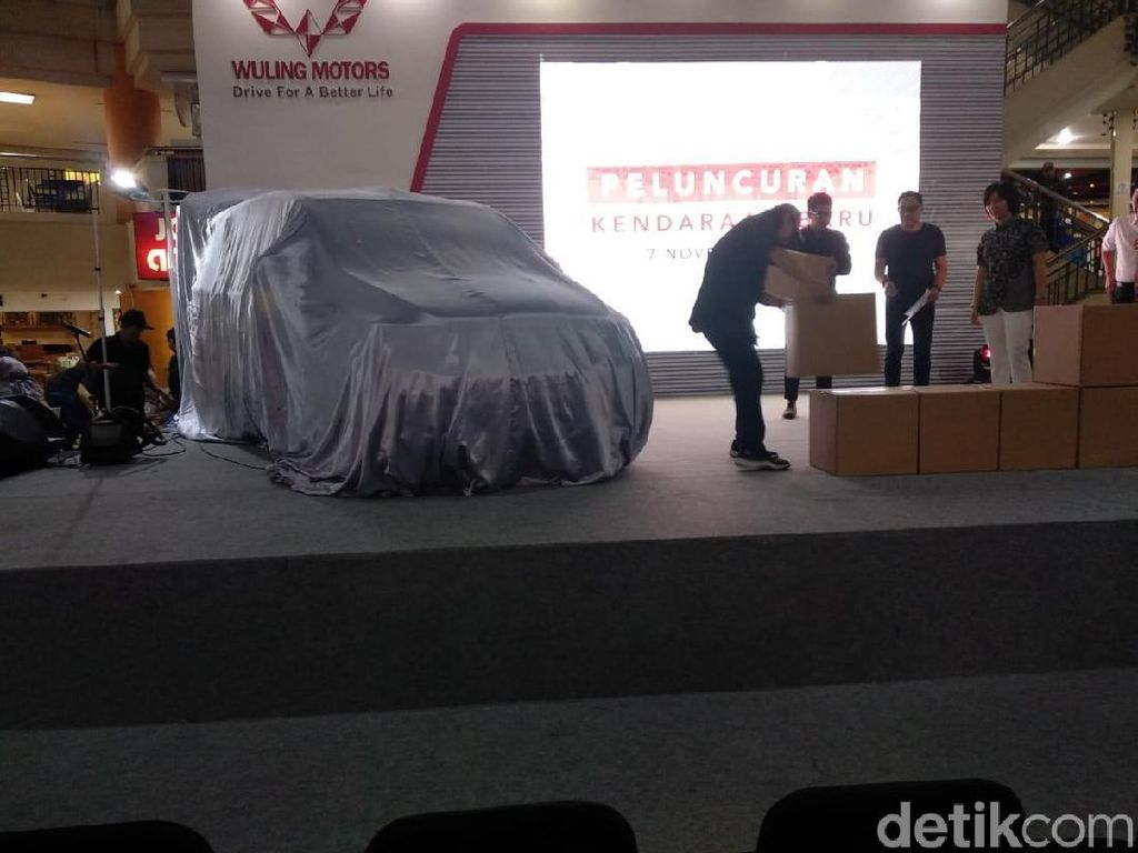 Hari Ini Wuling Luncurkan Produk Baru, Mobil LCGC?