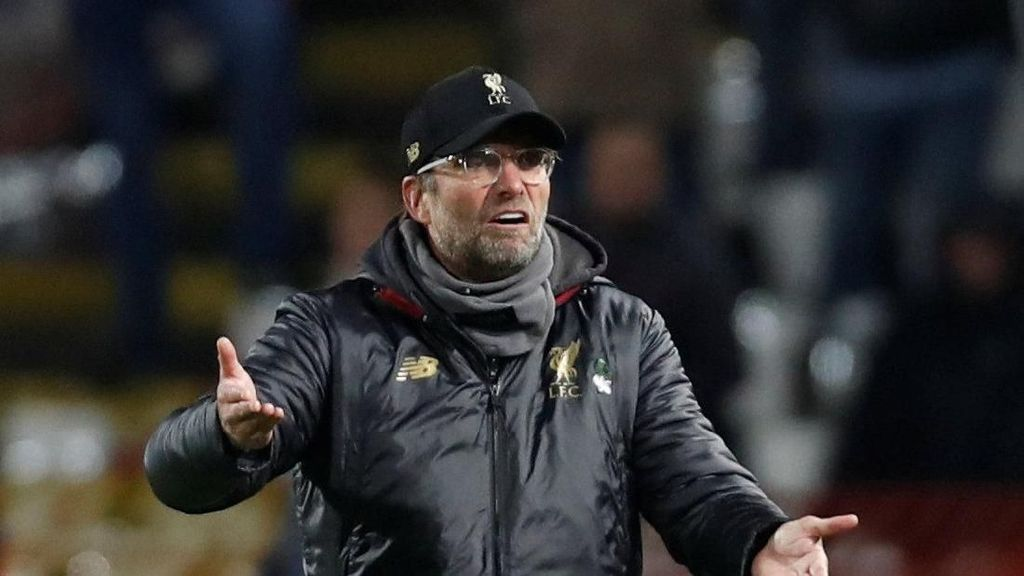 Klopp: Red Star Layak Menang