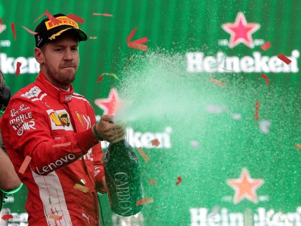 Leclerc Bisa Bikin Vettel Pusing Musim Depan