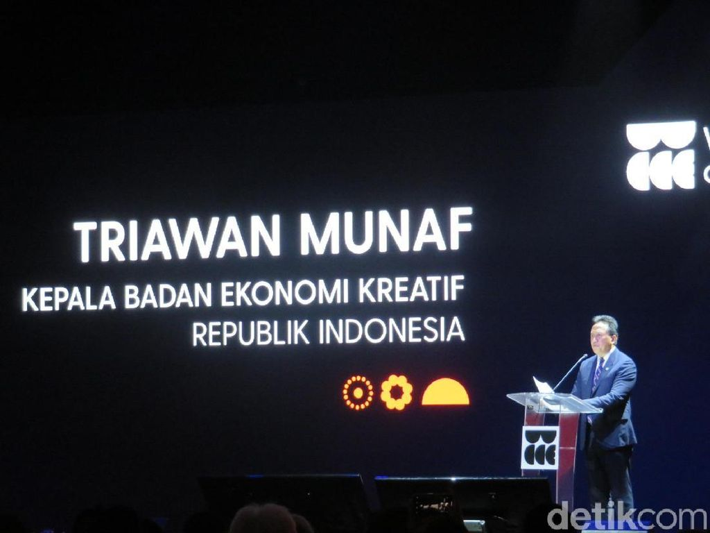 Bekraf Pastikan Platform Streaming Video Tak akan Matikan Bioskop Konvensional