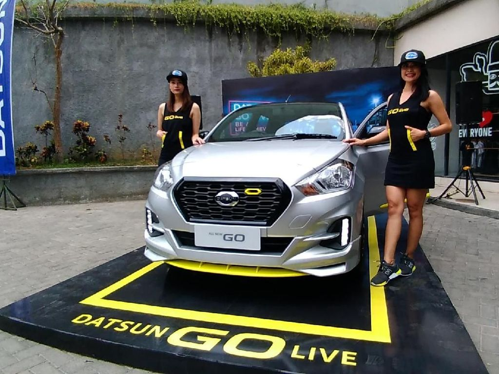 Datsun Sasar Anak Muda Surabaya dengan Go Live Special Edition