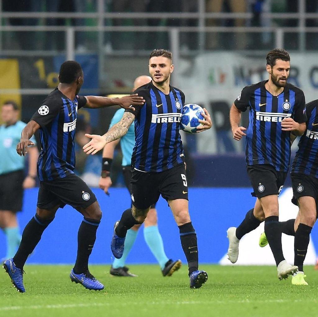 Inter Tetap Incar Kemenangan di Markas Tottenham