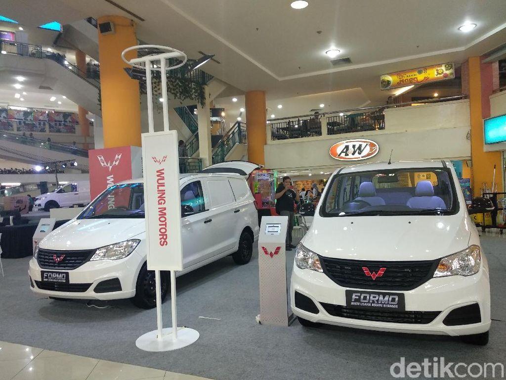 Selain Untuk Angkut Barang, Wuling Formo Cocok Jadi Taksi Online