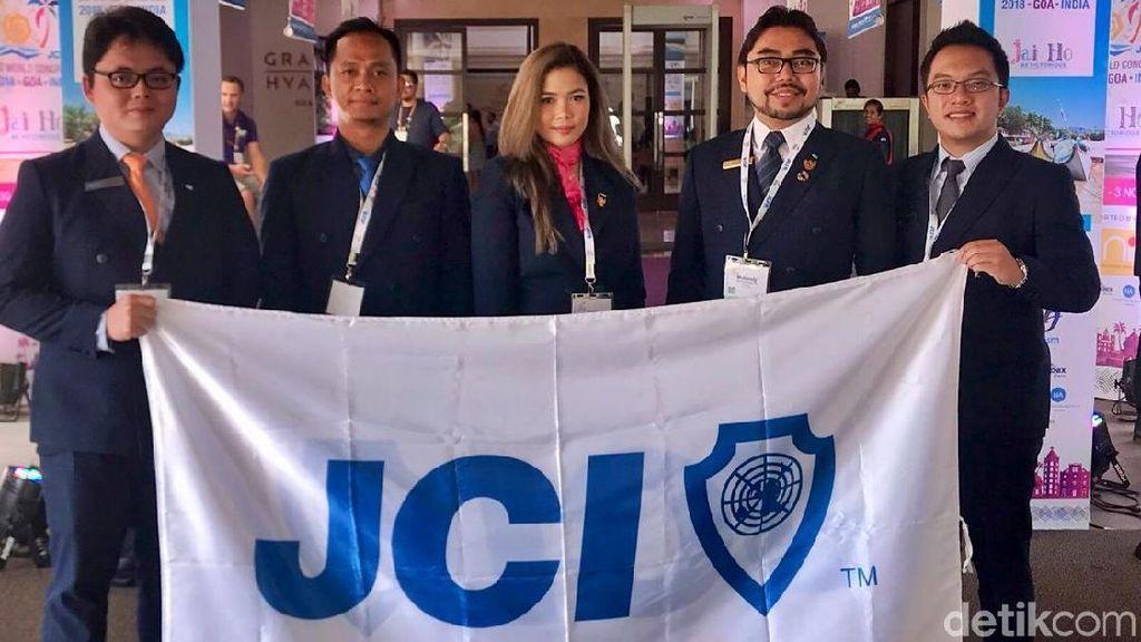 Kini Presiden JCI Berasal dari Indonesia