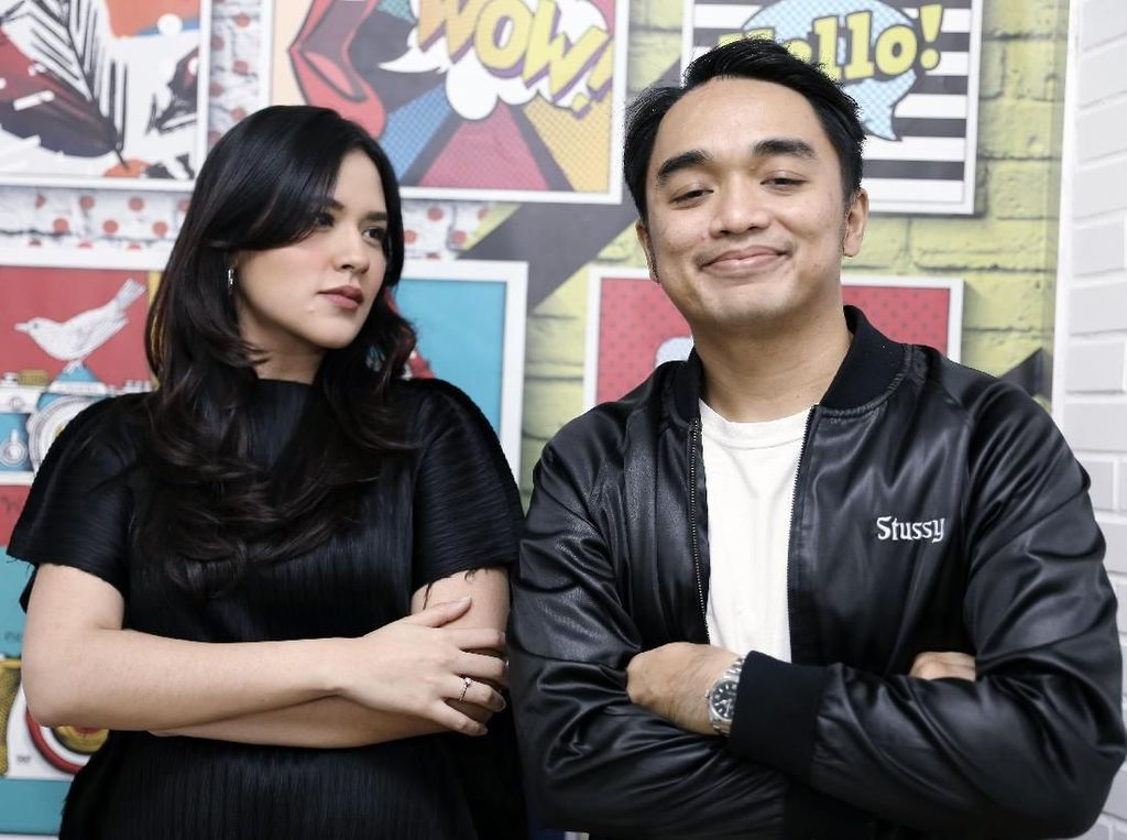 Bakal Seperti Apa Klip My Kind of Crazy Raisa dan Dipha Barus?