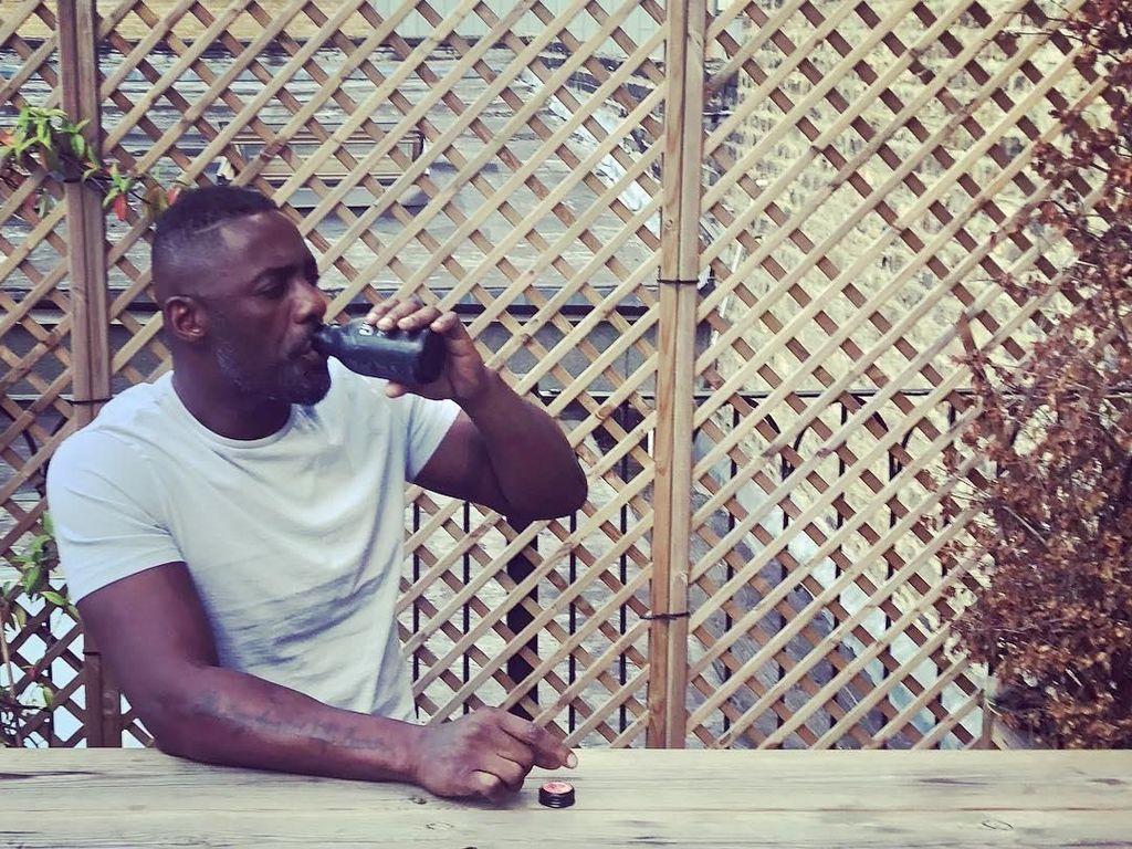 Positif Corona, Idris Elba Tak Rasakan Gejala Sakit