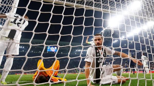 Juventus Akhirnya Kalah