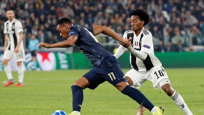 MU Tumbangkan Juventus