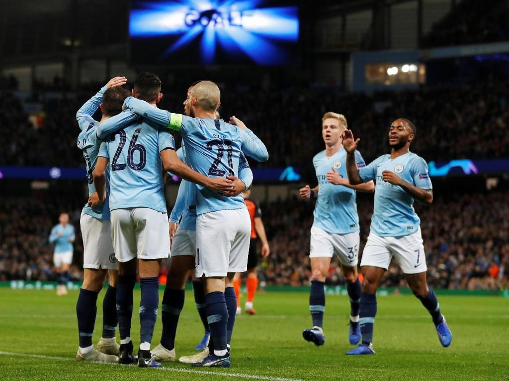 Menantang City Samai Invincible Arsenal