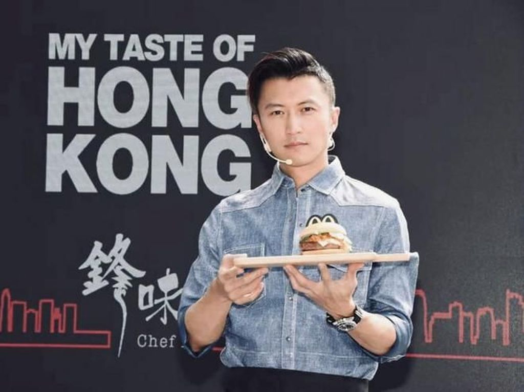 Penyanyi Ganteng Asal Hongkong Ini Bikin Menu Spesial untuk McDonalds