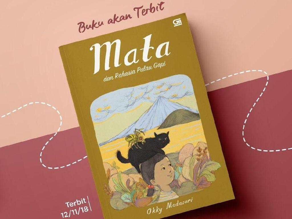 Buku Anak Okky Madasari Mata dan Rahasia Pulau Gapi Rilis di 5 Kota