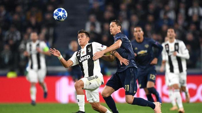 Juventus vs MU sementara 0-0. (Foto: Shaun Botterill/Getty Images)