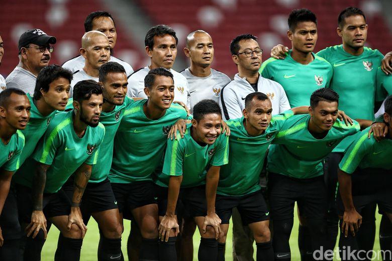 Singapura akan menjadi lawan Indonesia di matchday pertama Piala AFF 2018. Duel kedua tim akan berlangsung di National Stadium, Jumat (9/11/2018) malam.