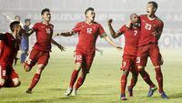 Dari 2016 ke 2018, Ini 8 Pemain yang Masih Bela Indonesia di Piala AFF