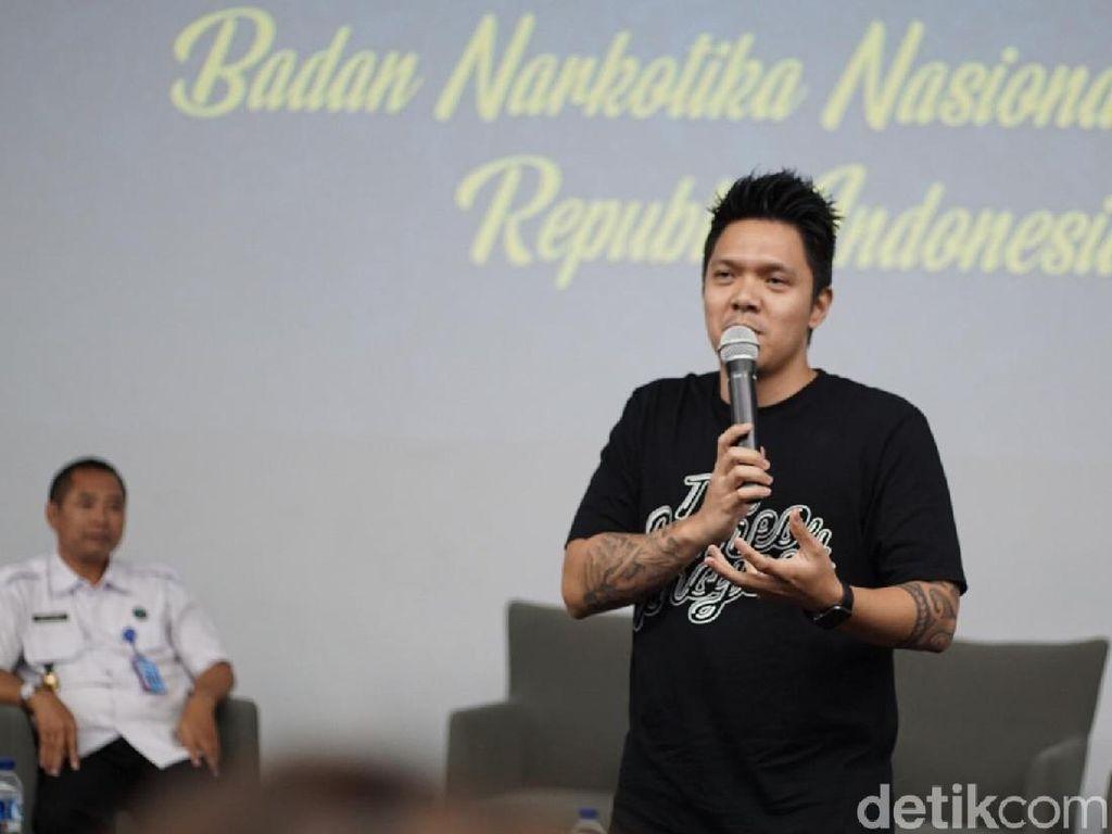 Inspirasi Reza Nangin, Bangkit dari Depresi dan Kecanduan Narkoba