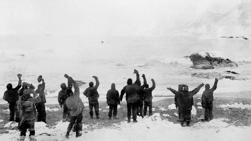 Potret 2 Ekspedisi Hidup-Mati ke Antartika Dalam 100 Tahun