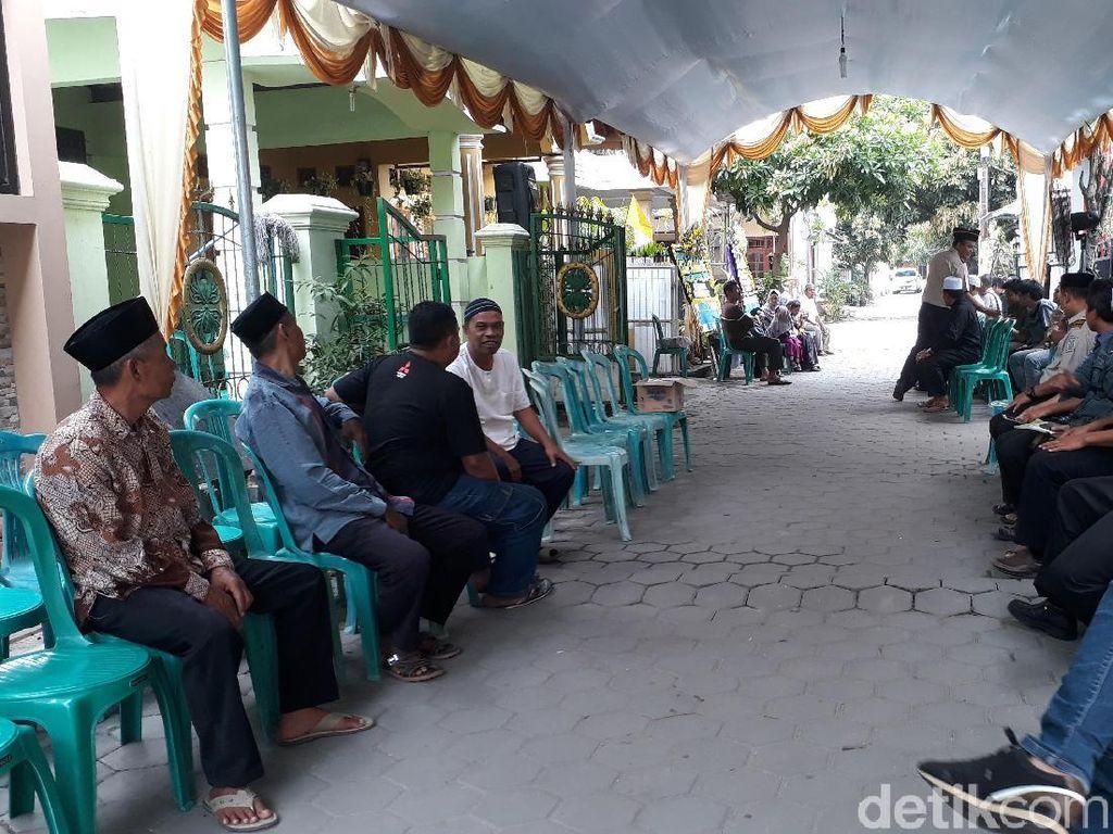 Jenazah Korban Lion Air asal Banten Tiba di Rumah Duka