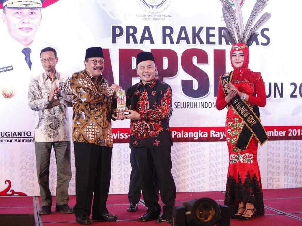Pakdhe Karwo Dukung Palangkaraya Jadi Ibu Kota Negara