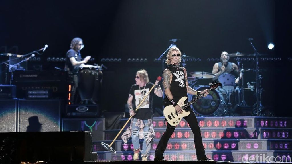 Anak Dengar Musik Rock seperti Lagu Guns N Roses, Apa Dampaknya?