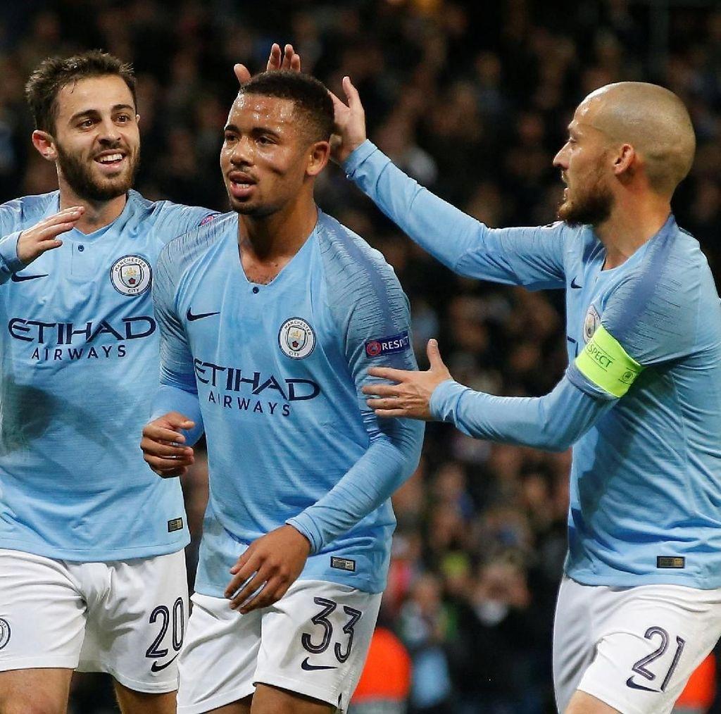 Manchester City Diancam Hukuman Larangan Transfer oleh FIFA