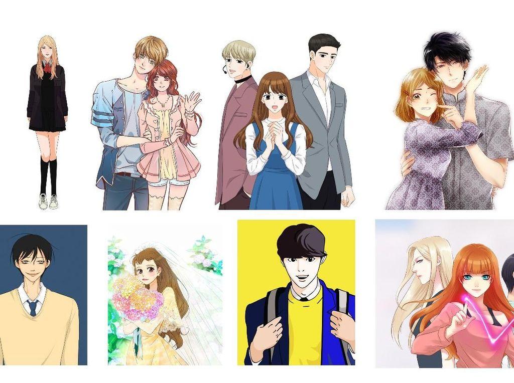4 Webtoonist Korea dan Lokal Bakal Sapa Pembaca Jakarta