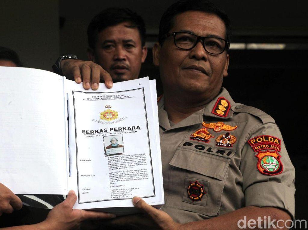 Berkas Perkara Hoax Ratna Sarumpaet Dilimpahkan ke Kejaksaan
