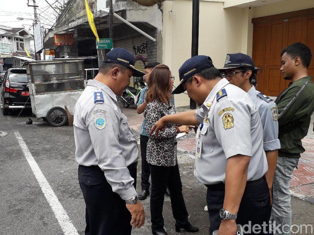 Pedestrian Malioboro Tunggu Penataan Kantong Parkir Selesai