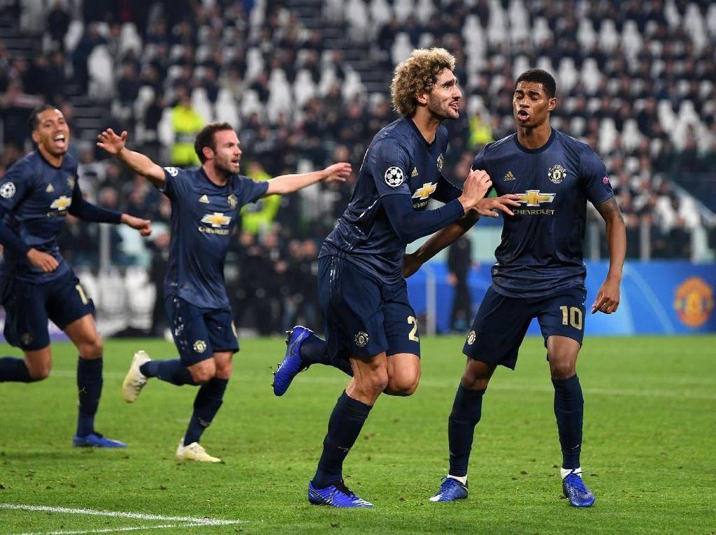 Mourinho Salut dengan Kegigihan MU