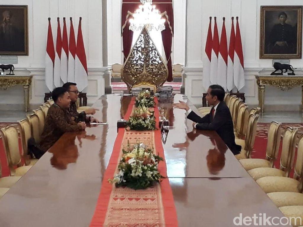 Untuk Emas Olimpiade 2020, Eko Yuli Minta Dukungan Maksimal kepada Jokowi