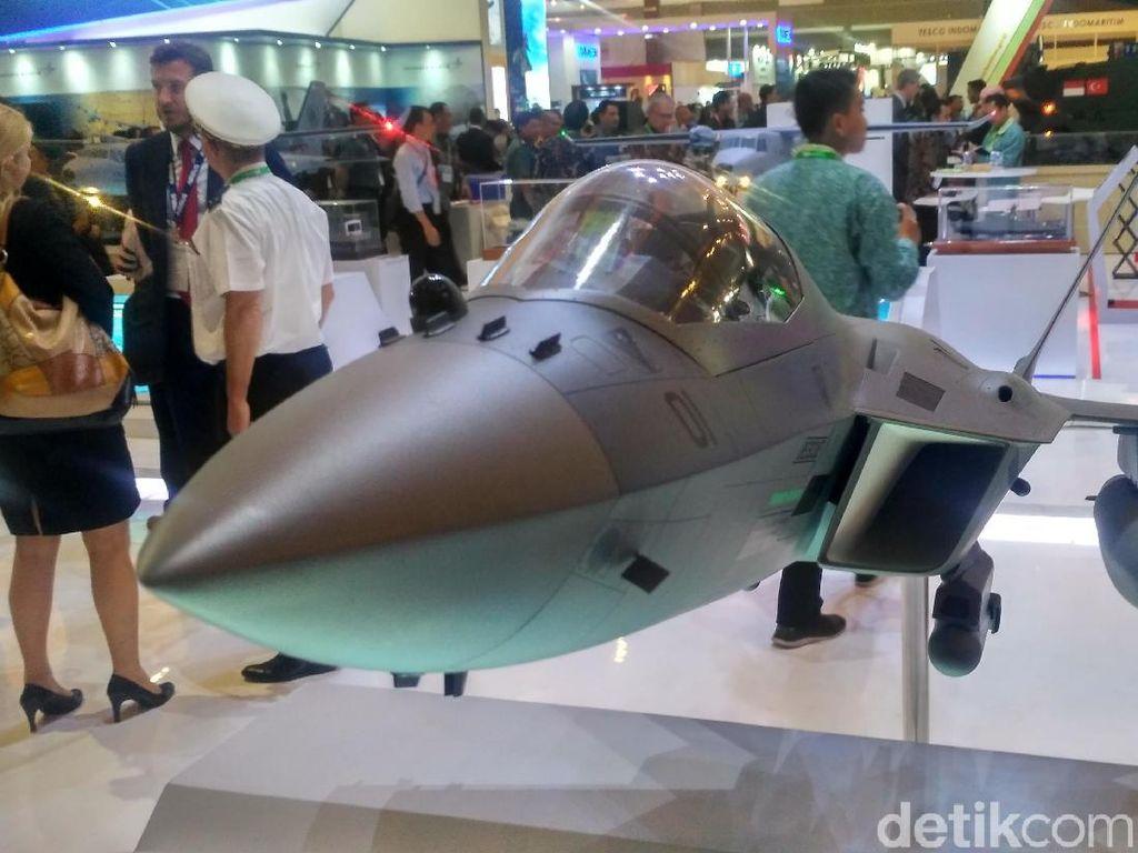 Prabowo Akan Kaji Kelanjutan Pengembangan Jet Tempur RI-Korsel