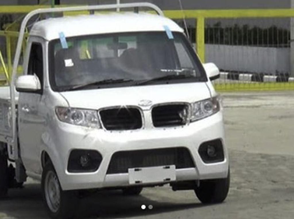 Mobil China Ini Mirip Pikap Esemka di Boyolali?