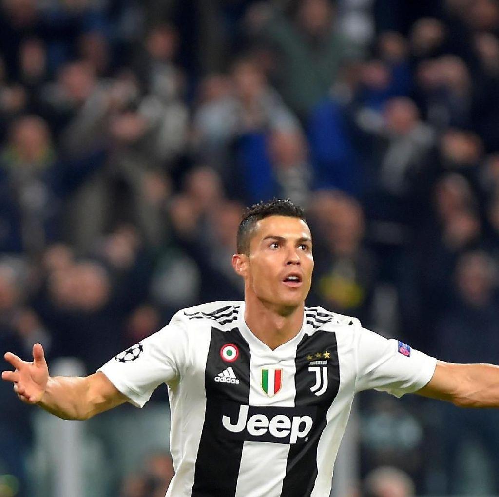 Berharap Ada Hal-Hal Hebat dari Ronaldo di San Siro