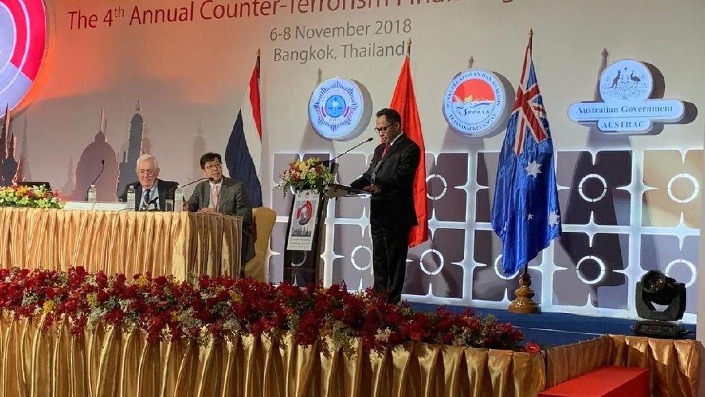 Kapolri Ajak Negara Kawasan Asia-Australia Cegah Aliran Dana Teroris
