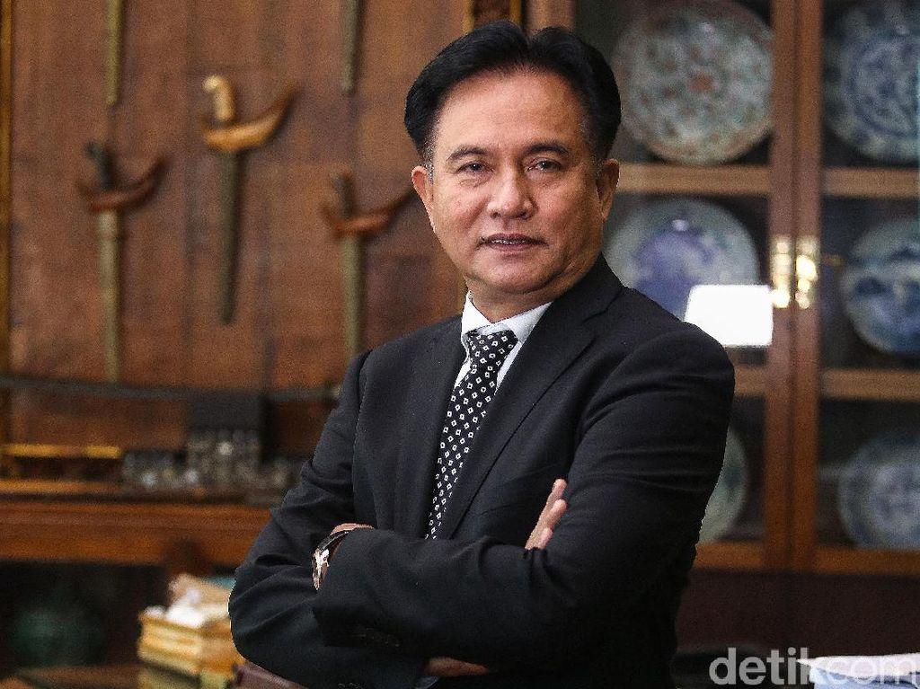 Saat Yusril Koreksi Cuit MS Kaban soal Alasan Laksamana Ceng Ho ke Nusantara