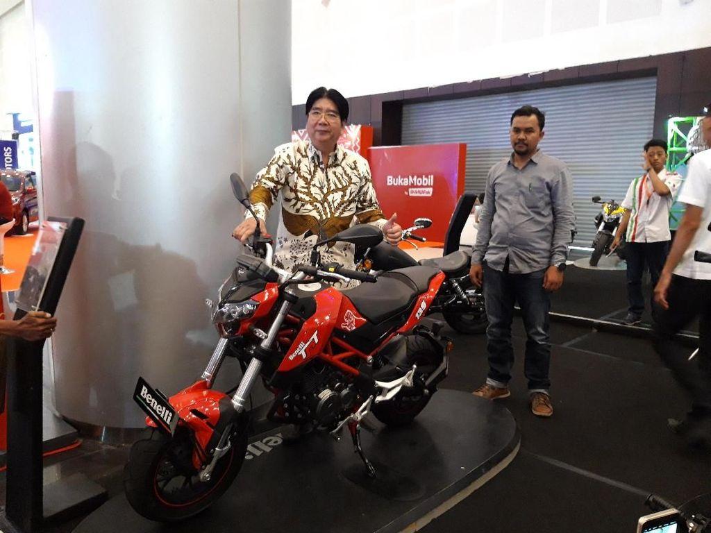 Motor Retro Mulai Digemari Anak Muda, Saingi Motor Sport!