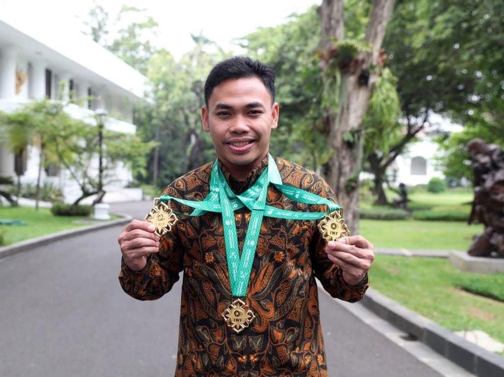Asian Games Sudah, Eko Yuli Penasaran Emas Kejuaraan Asia