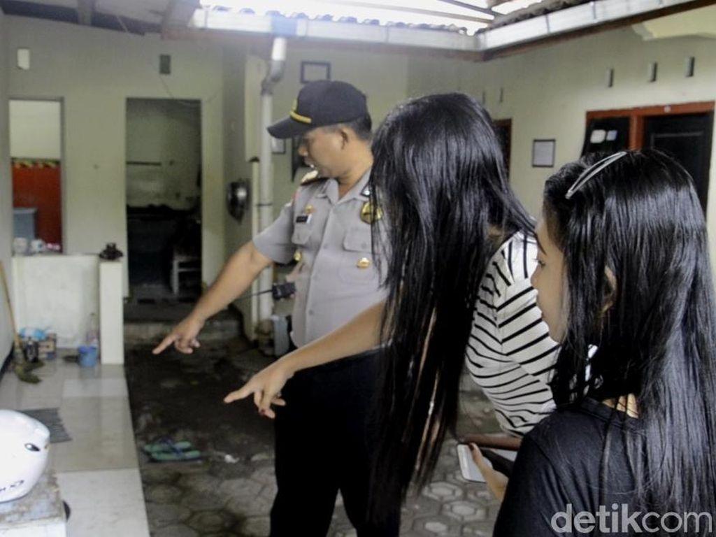 Cekcok, Seorang Wanita Ditemukan Terbakar di Kamar Kos