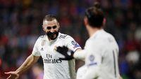 Benzema Sudah Lampaui 200 Gol di Real Madrid