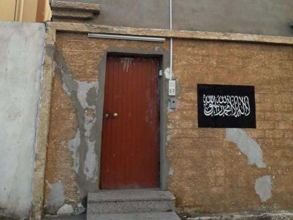 Misteri Bendera ISIS di Kediaman Habib Rizieq
