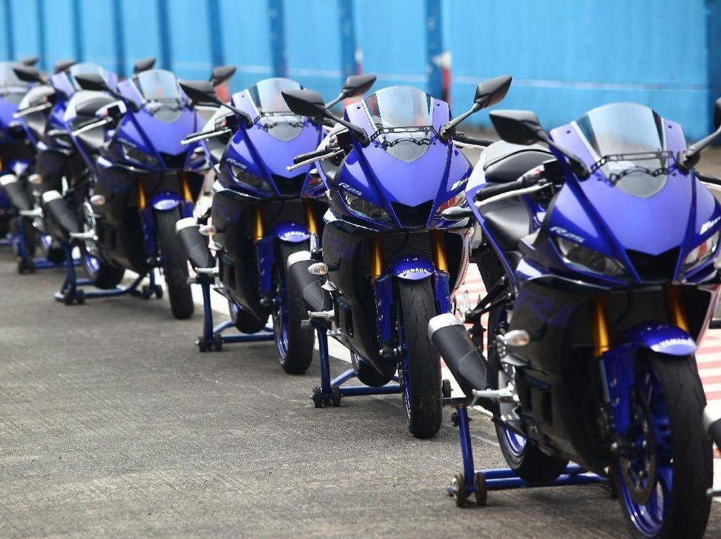 Yamaha: R25 Tanpa Teknologi VVA Sudah Cukup